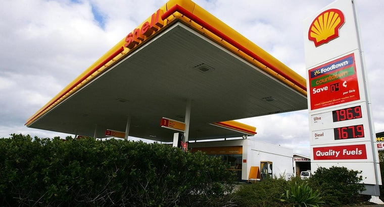 Nearest Diesel Gas Station >> How Do You Find The Nearest Shell Gas Station Reference Com