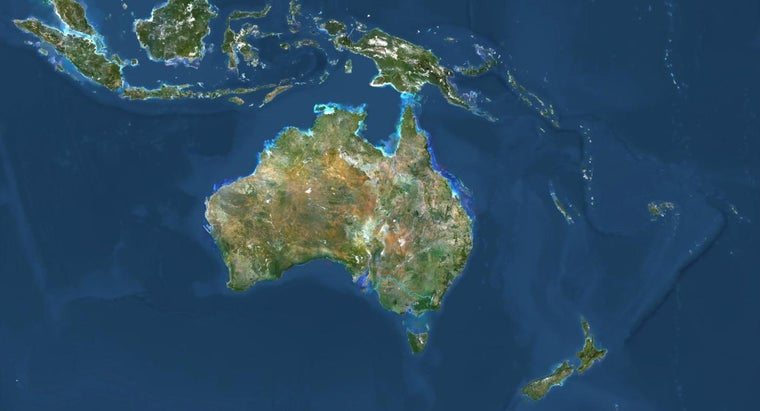 New Zealand Australia Map.Where Is New Zealand Located Relative To Australia On A Map