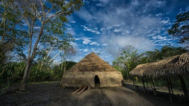 What Are Some Notable Facts About Native American Longhouses?