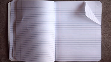 How Is Notebook Paper Made?