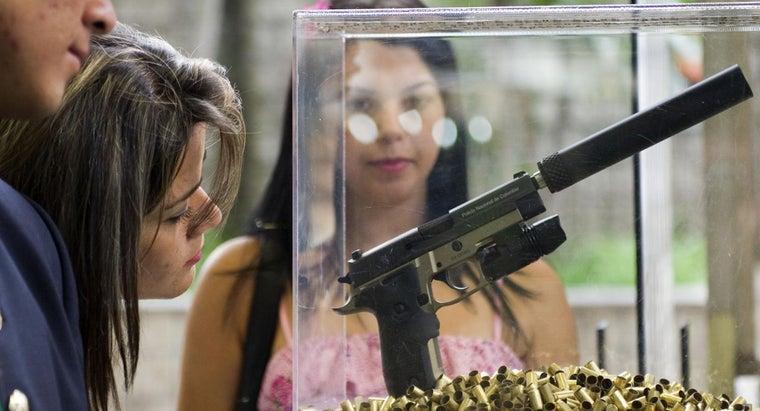 gun-silencer-invented