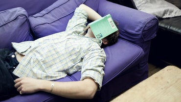 Why Do People Fall Asleep While Reading?