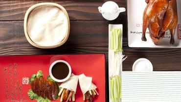 What Is Peking Style Food?