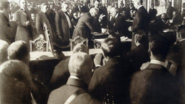 What Was the Importance of the Treaty of Versailles?