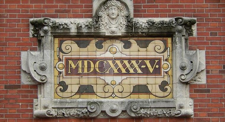 number-401-written-roman-numerals