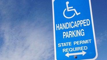 How Do You Obtain Official Wheelchair Access Signs?