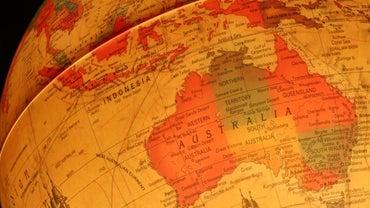 What Oceans Border Australia?