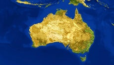 What Oceans Surround Australia?