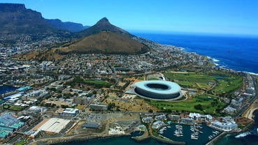 What Is the Official Capital City of South Africa?