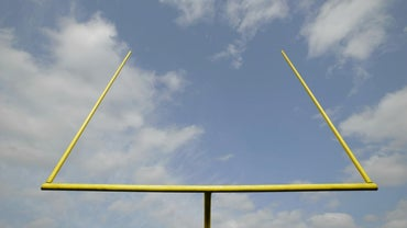What Is the Official Size of Football Goal Posts?