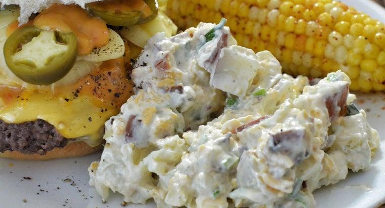 old-fashioned-potato-salad-recipes