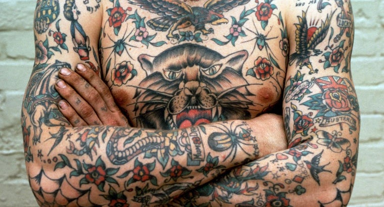 old-tattoo-england