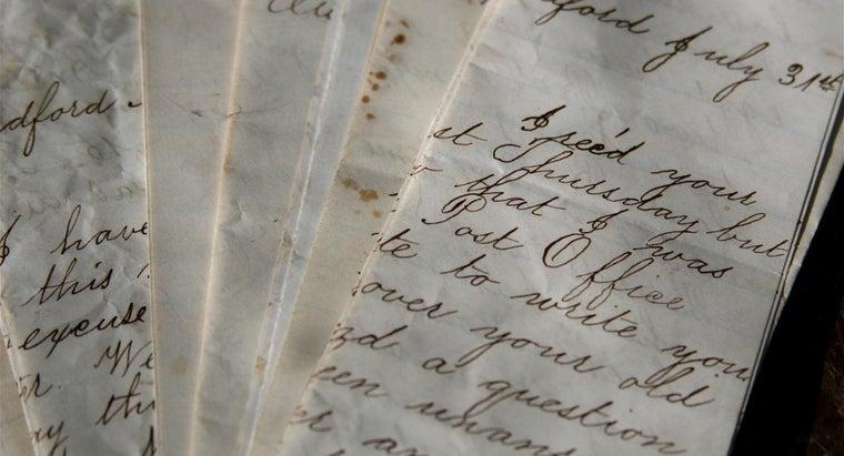 one-write-addendum-letter