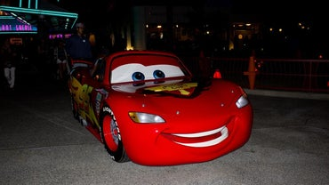 What Are Some Online Games That Feature Lightning McQueen?