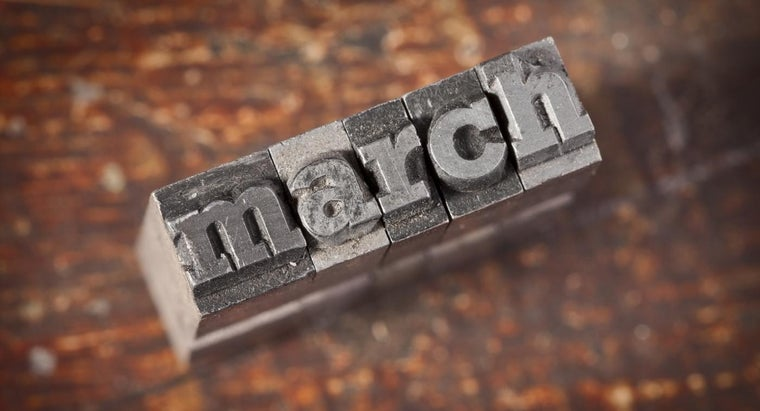 ordinal-number-month-march
