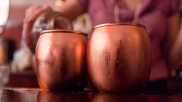 What Is the Original Recipe for a Moscow Mule?