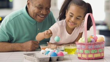 What Is PAAS Easter Egg Dye?
