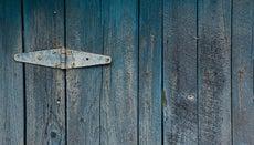 How Do You Paint an Exterior Wood Door?