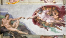 Who Painted the Ceiling of the Sistine Chapel?
