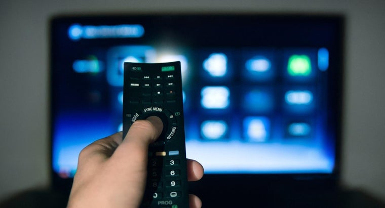How Do You Find Pairing Codes for Your LG TV? | Reference com