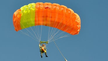 What Is a Parachute Made Of?