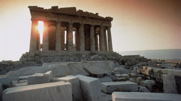 Where Is the Parthenon Located?