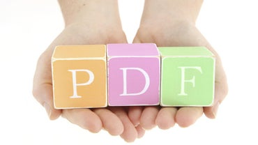 What Does PDF Mean?