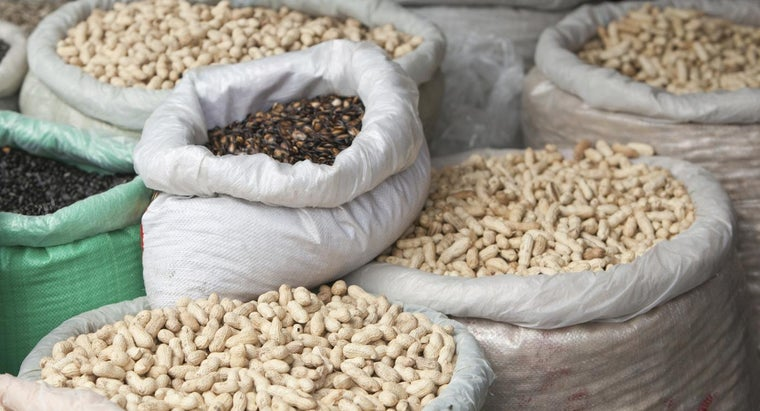 peanuts-grow