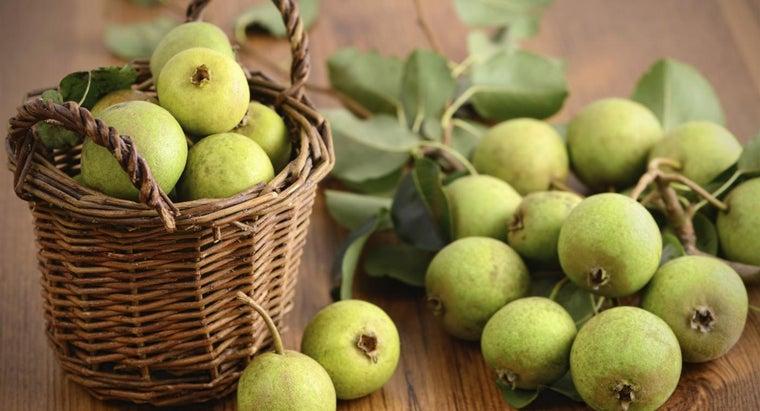 pears-grow