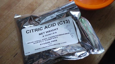 What Is the PH of Citric Acid?