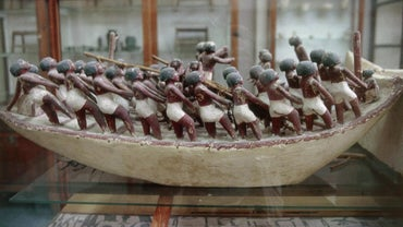 What Physical Feature Allowed Ancient Egypt to Flourish?