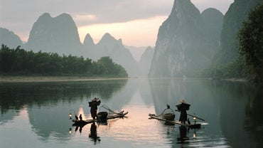 What Are the Physical Features of China?
