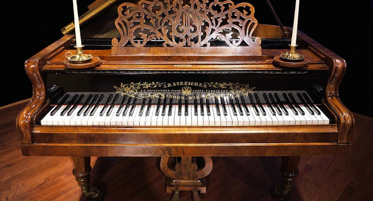piano-invented