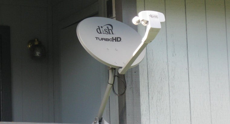 Where Do You Point the Dish Network Satellite Dish