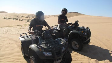Where Are Serial Numbers Located on a Polaris ATV? | Reference com