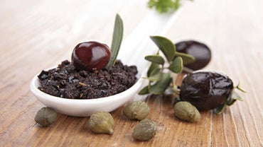 What Is a Popular Recipe for Olive Tapenade?