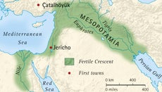 What Was the Population of Mesopotamia?