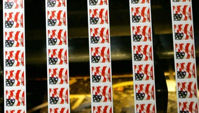 How Are Postal Stamps Made?
