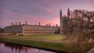 What Is the Postcode for Cambridge, U.K.?