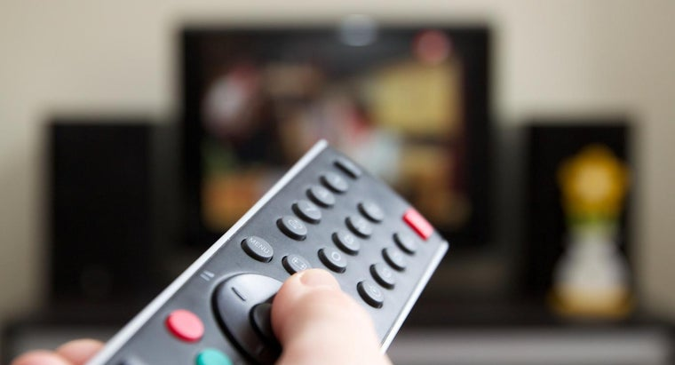 How Do You Program TV Codes to a Dish Network Remote? | Reference com