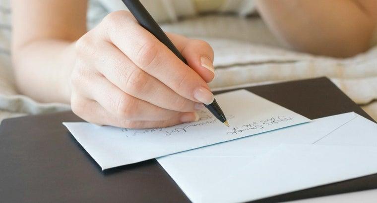 proper-etiquette-addressing-envelopes
