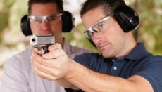 How Do You Properly Hold a Handgun?
