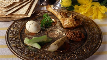 What Is the Purpose of Each Food on the Seder Plate?