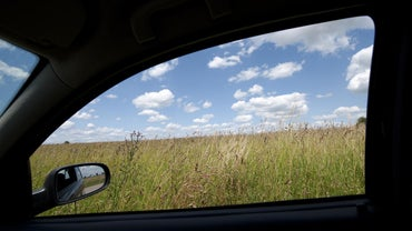 How Do You Put a Car Window Back on Track?