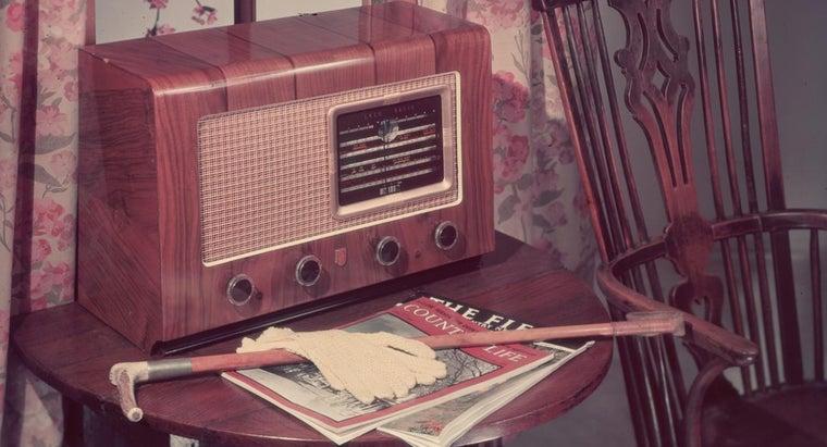 radio-invented