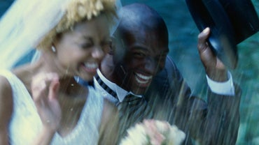 Does Rain on Your Wedding Day Have Any Meaning?