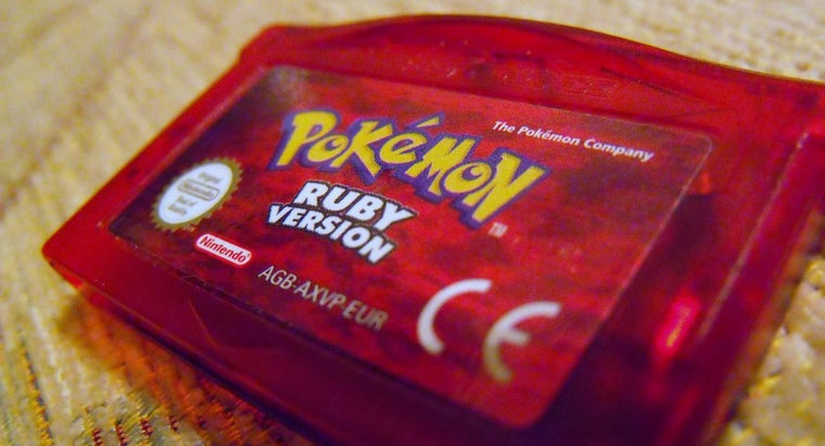 By Photo Congress || Cheat Pokemon Ruby Code Breaker
