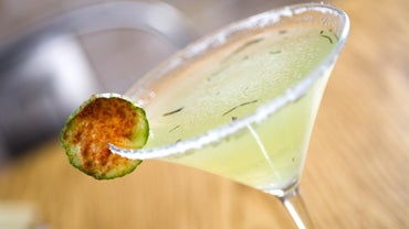 What Is the Best Recipe for a Cucumber Martini?