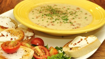 What Are Some Recipes for Potato and Leek Soup?