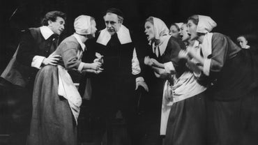 "How Was the Red Scare Similar to the Events of ""The Crucible?"""